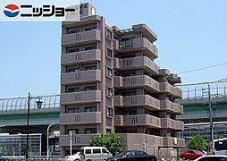ヴェルビュ一社[2階]の外観