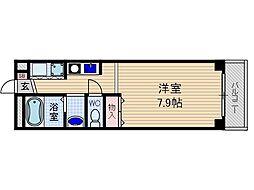 セントーレア[3階]の間取り