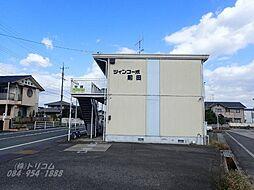 ツインコーポ前田[1階]の外観