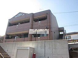 愛知県日進市赤池町箕ノ手の賃貸マンションの外観