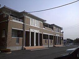 山口県宇部市大字小串の賃貸アパートの外観