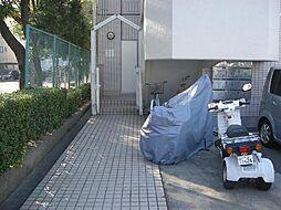 レジデンス安藤II[4階]の外観