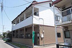 福田ハイツB館[1階]の外観