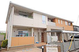 埼玉県川口市安行出羽1丁目の賃貸アパートの外観