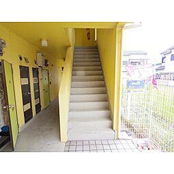 奈良県大和高田市市場の賃貸マンションの外観