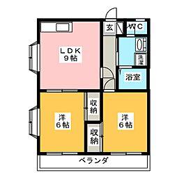 狭間駅 7.0万円
