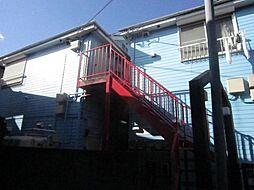シャトー分梅[2階]の外観