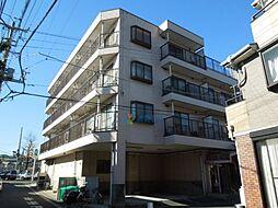 神奈川県横浜市鶴見区梶山1丁目の賃貸マンションの外観