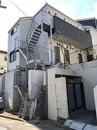 エアカーサ三ツ沢[104号室号室]の外観