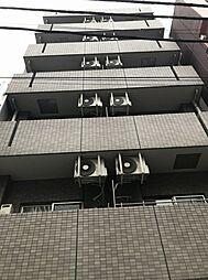ソレーユ板橋[4階]の外観