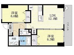 浅間町駅 13.5万円