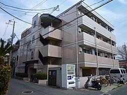 ハイツ八戸ノ里[208号室号室]の外観