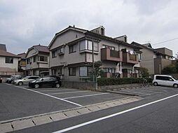 エクセント高田[2階]の外観