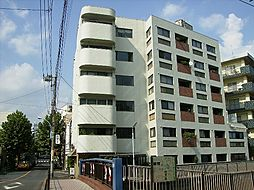 東京都杉並区上荻4丁目の賃貸マンションの外観