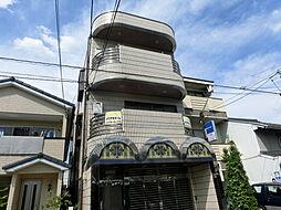 コンパーノ京町[1階]の外観