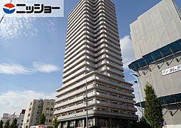 アンビックス志賀ストリートタワー 1101[11階]の外観