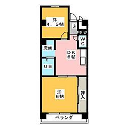 瓢箪山駅 5.0万円
