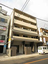 京都府京都市伏見区桃山町松平筑前の賃貸マンションの外観