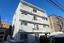 北海道札幌市東区北二十五条東13丁目の賃貸マンションの外観
