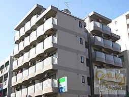 ツェルマット長居[2階]の外観
