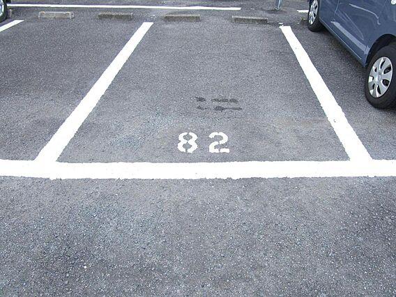 敷地内に駐車場...