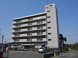 浜町マンション[5階]の外観