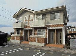 愛媛県伊予郡松前町大字昌農内の賃貸アパートの外観