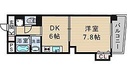 アール26[3階]の間取り