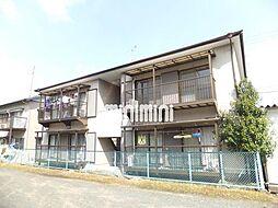 西田フラッツ[2階]の外観