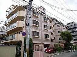 鶴見パールハイツ[5階]の外観