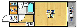 NEOダイキョー北昭和2[301号室]の間取り