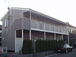 愛知県あま市木田申尾の賃貸アパートの外観