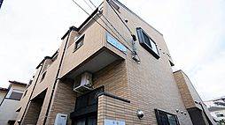 福岡県福岡市城南区田島3丁目の賃貸アパートの外観