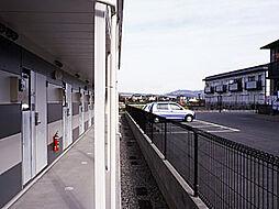 兵庫県姫路市御国野町深志野の賃貸アパートの外観