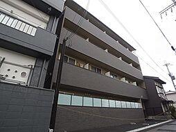 京都府京都市下京区中堂寺北町の賃貸マンションの外観