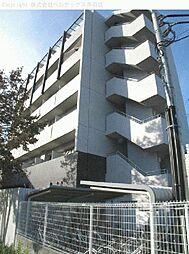 埼玉県川口市里の賃貸マンションの外観