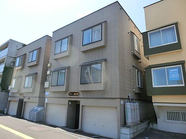 フラット・J麻生B棟 2階の賃貸【北海道 / 札幌市北区】