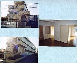 レジデンス恋ヶ窪[306号室]の外観