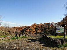 長沼公園 680m