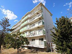 湘南長沢グリーンハイツ7−5号棟[5階]の外観