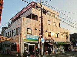神奈川県茅ヶ崎市共恵の賃貸マンションの外観