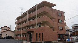 埼玉県熊谷市別府5丁目の賃貸マンションの外観