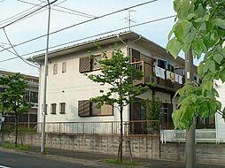 ハウス荏田C[1階]の外観