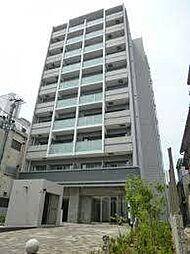 ジアコスモ大阪城南[202号室]の外観
