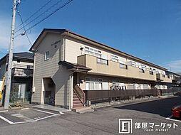 愛知県豊田市朝日ケ丘2丁目の賃貸マンションの外観
