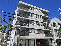 兵庫県赤穂市加里屋中洲3丁目の賃貸マンションの外観