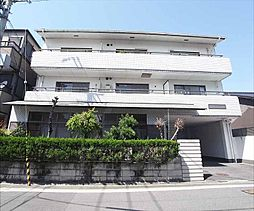 京都府京都市南区西九条唐橋町の賃貸アパートの外観