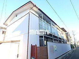 石川荘[1階]の外観