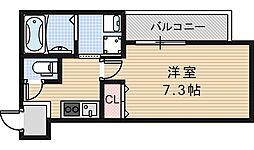 針中野駅 5.6万円