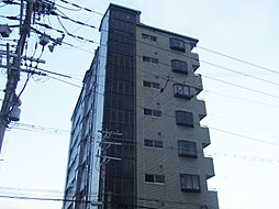 大阪府大阪市平野区加美北2丁目の賃貸マンションの外観